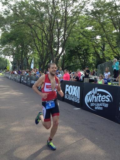 mpls tri sprint finish
