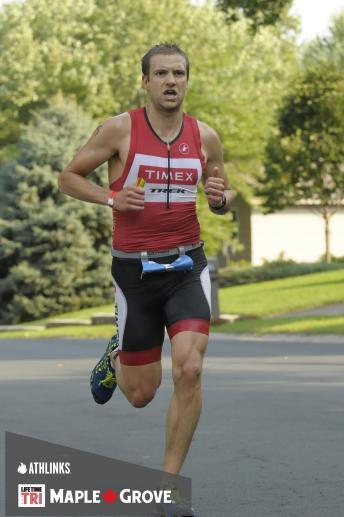 run lap 1